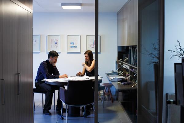 Ufficio Di Un Architetto : Le persone ~ ermes ponti
